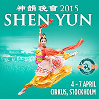 Shen Yun 4-7 april